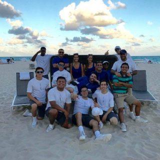 Beach Attendant in Miami