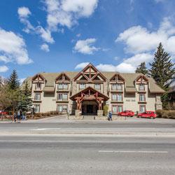 banff hotel work in canada
